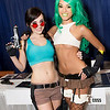 Lara Croft and Aphrodite IX