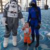 AT-AT Pilot, X-Wing Pilot, and Cobra