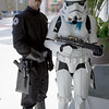 Imperial Officer and Stormtrooper