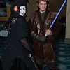 Queen Padme Amidala and Anakin Skywalker