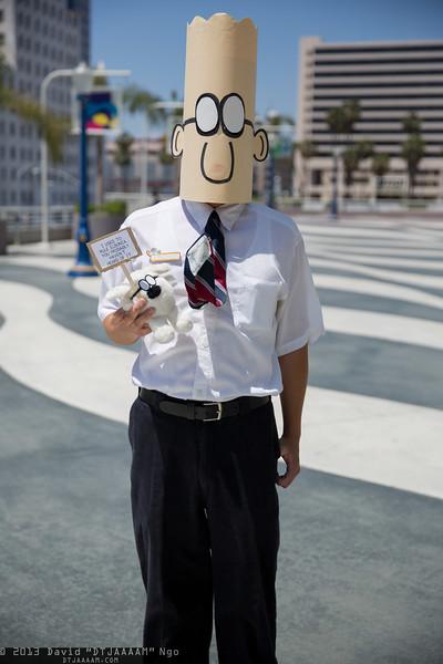 Dilbert and Dogbert