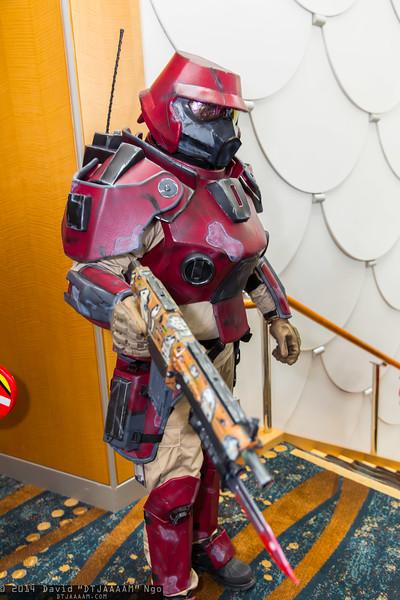 Crimson Lance Soldier
