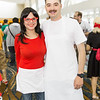 Linda Belcher and Bob Belcher