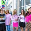 Janis Ian, Cady Heron, Karen Smith, Regina George, and Gretchen Wieners