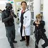 Umbrella Troopers and Umbrella Scientist