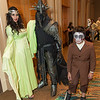 Arwen Undomiel, Witch-king of Angmar, and Zombie Frodo Baggins