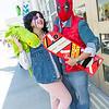 Shiklah, Deadpool, and Bug