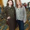 Peggy Carter and Natasha Romanov