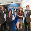 Doctor Whos, Amy Ponds, and TARDIS