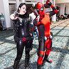 Domino and Deadpool