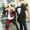 Harley Quinn and Punisher