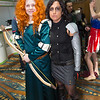 Merida and Winter Soldier