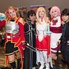 Silica, Kiritos, Asuna, and Lisbeth