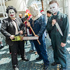 Leatherface, Jason Voorhees, and Michael Myers