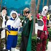 Captain Boomerang, Captain Cold, Count Vertigo, and Deadshot