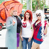 Gwen Stacy, Mary Jane Watson, and Black Cat