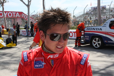 Indy Lights Winner