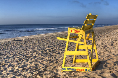 Long Beach Island Lifeguard Chair 1562_3_4_tonemapped_filtered FINAL signed