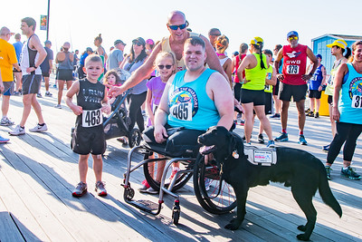 Long Beach Waterfront Warriors 5k Race 7-14-19 in support of our American heroes.