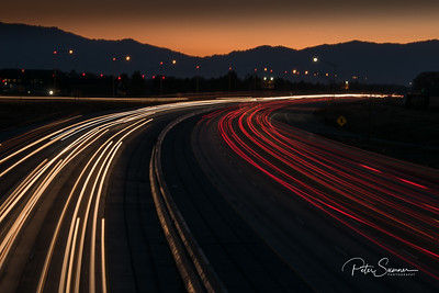 Early Morning Long Exposures