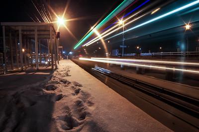Snowy Travels