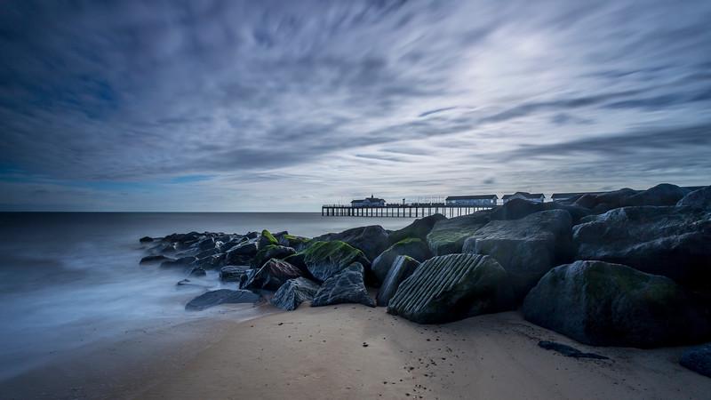 Southwold Beach Suffolk