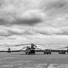 Chinooks on the pan at RAF Odiham -3