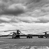 Chinooks on the pan at RAF Odiham -1