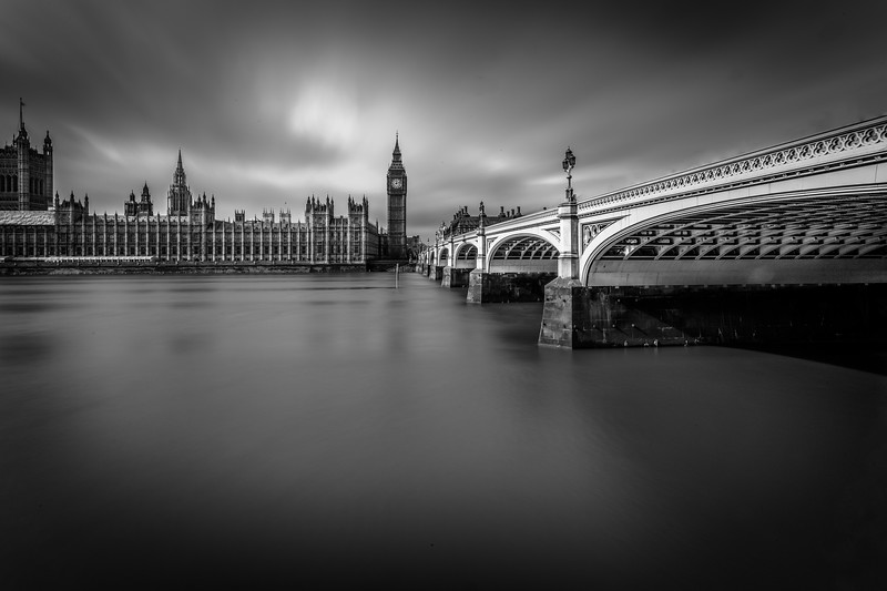 Westminster London Houses of Parliament
