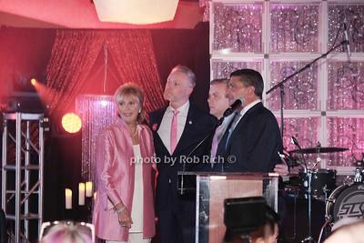 Caroline Monti Saladino, Rich Cave, Mike Cave, Rich Monti