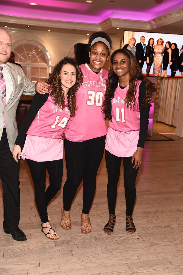 Julibeth  Perez, Kyra  Dixon, Jerell Matthews photo by Rob Rich/SocietyAllure.com ©2017 robrich101@gmail.com 516-676-3939