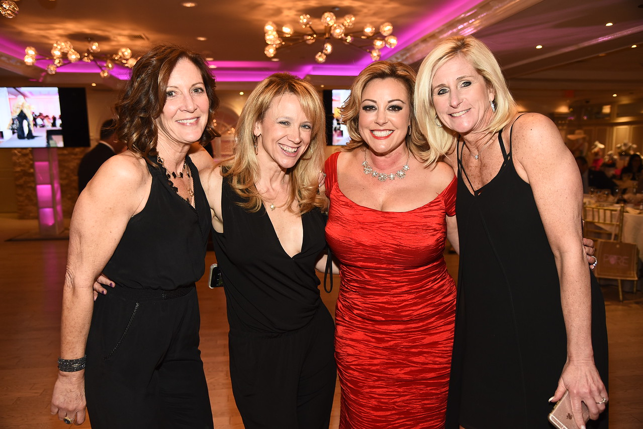 Kathy Keenan, Stacie Todaro, Christine Guarino,Mary Keneally