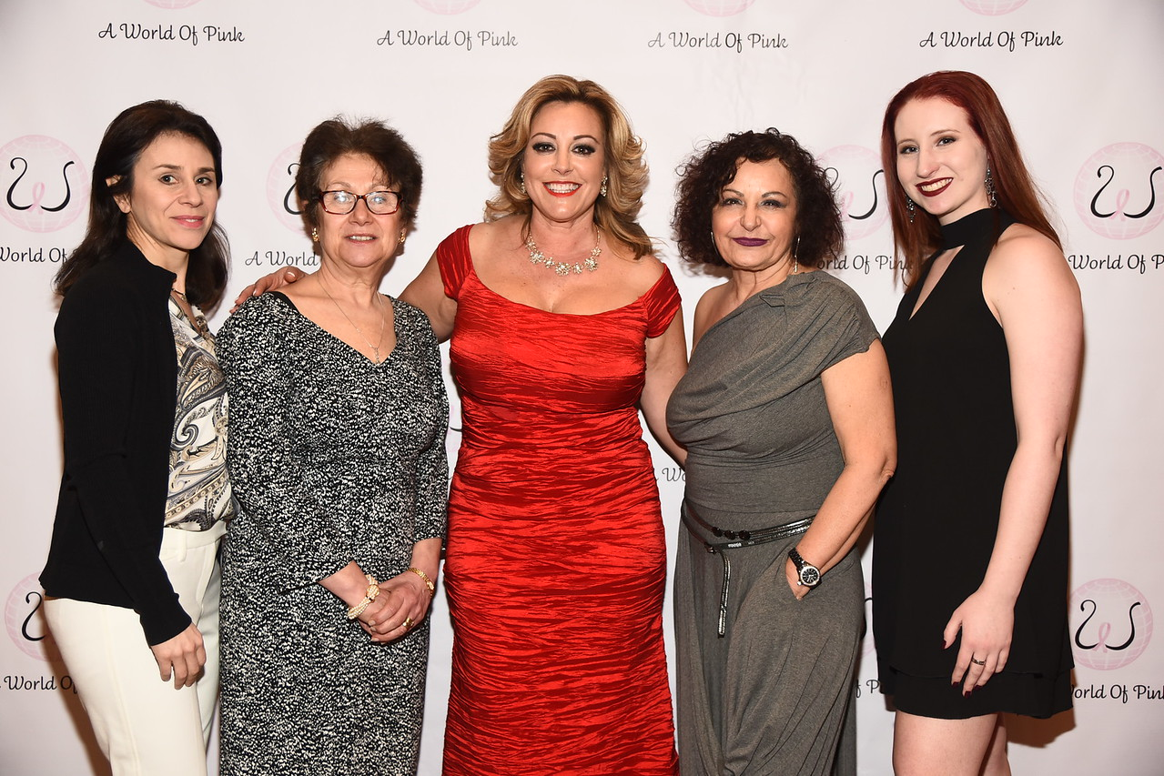Rachel Abgi, Diane  Cass, Christine Guarino, Eva Pappas, Alex Leigh Manuell