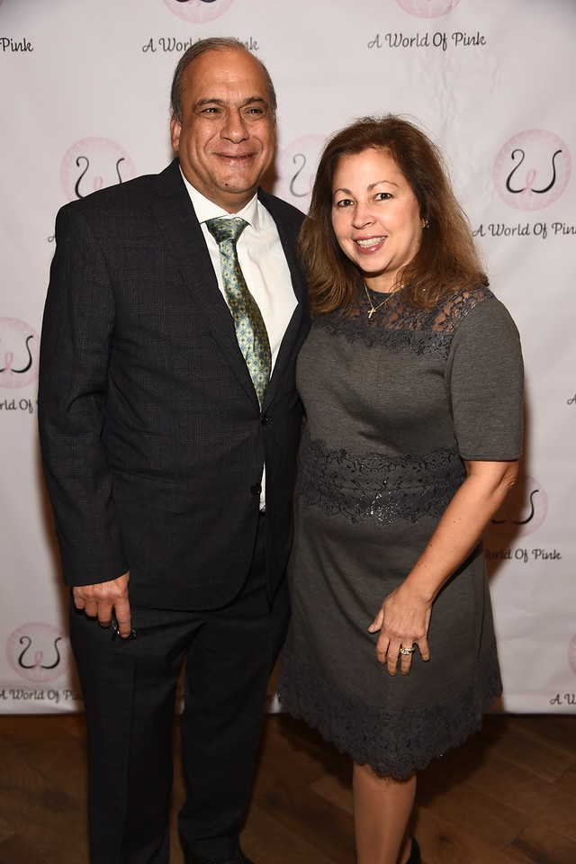 Dr. Nick Kleopoulos, Betty Kleopoulos photo by Rob Rich/SocietyAllure.com ©2017 robrich101@gmail.com 516-676-3939