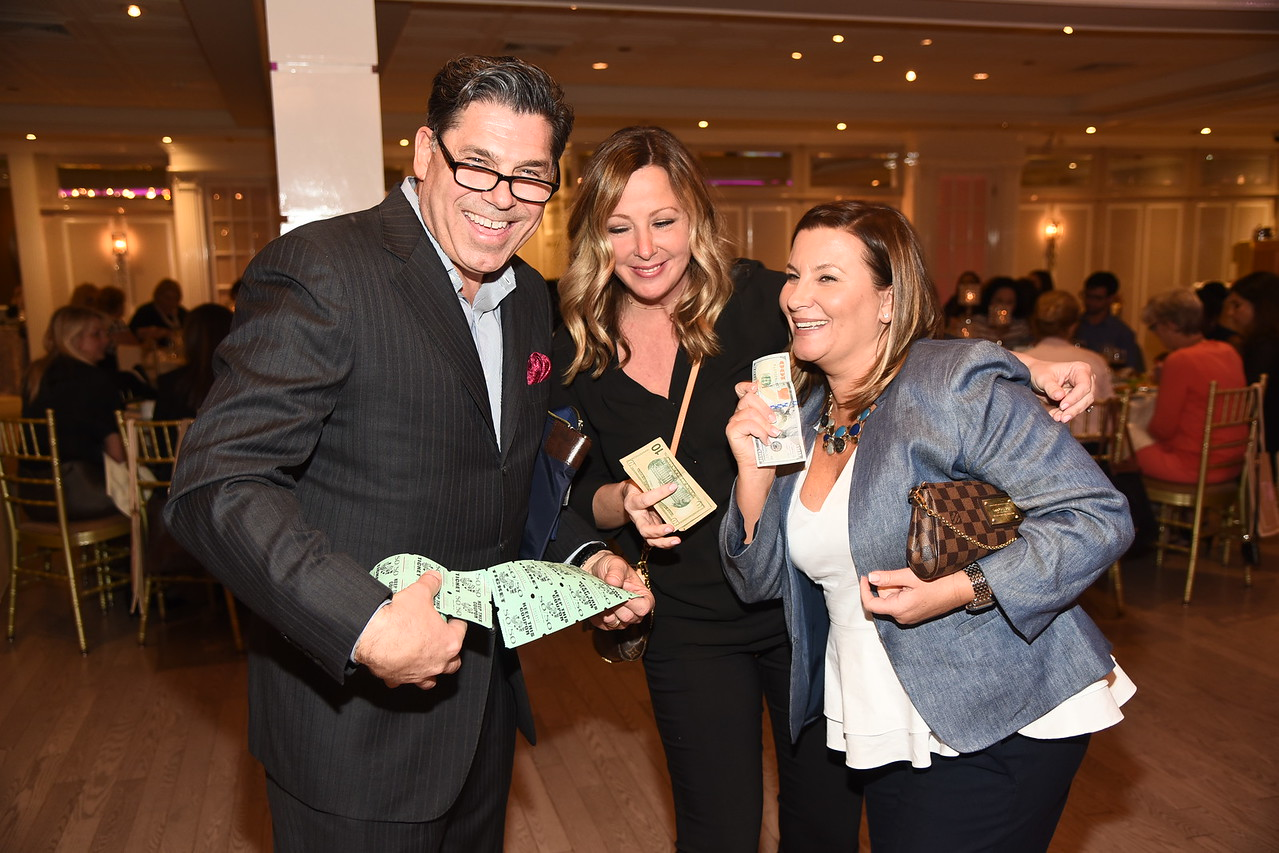 Vincent Guarino, Amy Ruffino, Michelle Tantillo