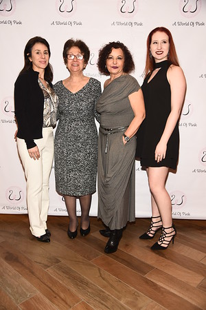 Rachel Abgi, Diane  Cass, Eva Pappas, Alex Leigh Manuell photo by Rob Rich/SocietyAllure.com ©2017 robrich101@gmail.com 516-676-3939