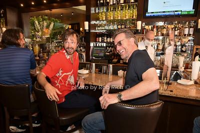 Bryan Cranston + Aaron Paul