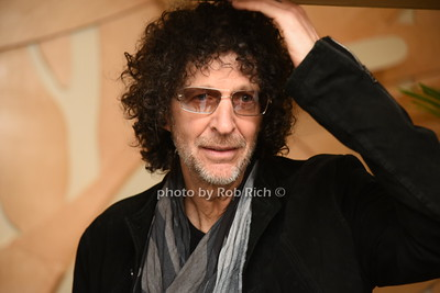 Howard Stern in the Rachel Ray foundation room photo by Rob Rich/SocietyAllure.com ©2019 robrich101@gmail.com 516-676-3939