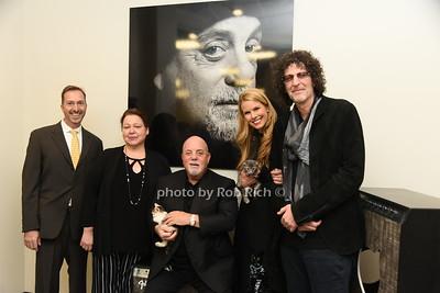 Mario Arbore (designer of Billy Joel room) Joanne Yohannan, Billy Joel, Beth Stern, Howard Stern in the Billy Joel room. photo by Rob Rich/SocietyAllure.com ©2019 robrich101@gmail.com 516-676-3939