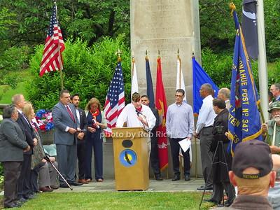 2021 Memorial Day Ceremony in Glen Cove