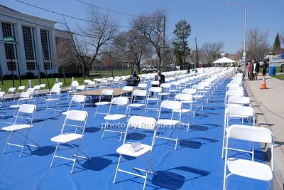Inaugural Ceremony 2021- Village of Hempstead, NY April 5, 2021 photo by Rob Rich/SocietyAllure.com ©2021 robrich101@gmail.com 516-676-3939