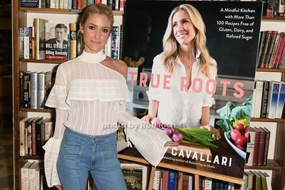 "Kristin Cavallari new book ""True Roots"""