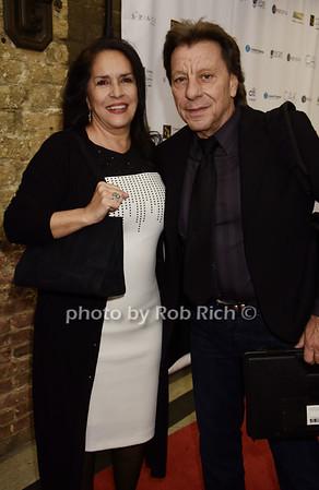 wife, Richie Cannata photo by Rob Rich/SocietyAllure.com © 2016 robwayne1@aol.com 516-676-3939