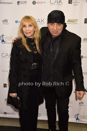 Maureen Van Zandt, Steven Van Zandt  photo by Rob Rich/SocietyAllure.com © 2016 robwayne1@aol.com 516-676-3939