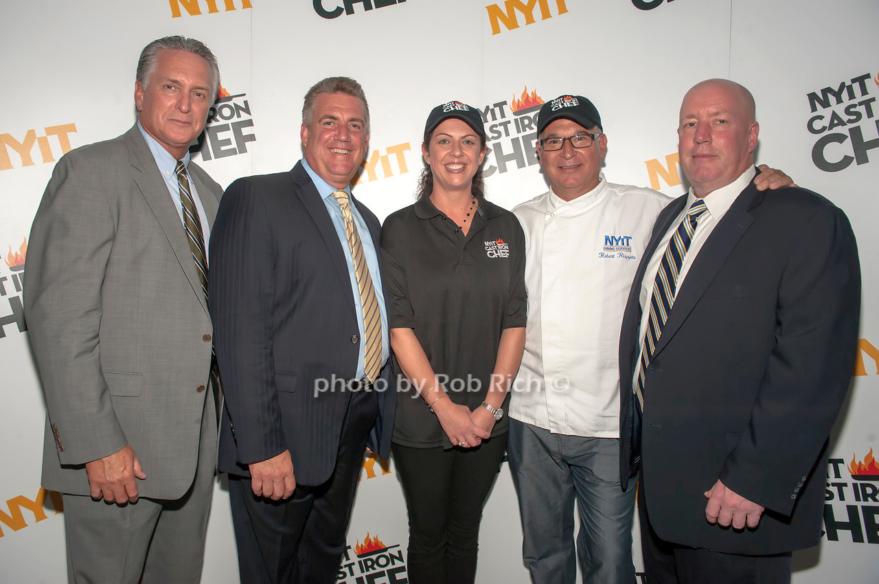 Kevin Smith, Michael Bitsko, Christy Zbytniewski, Robert Rizzuto and Rick Smith.
