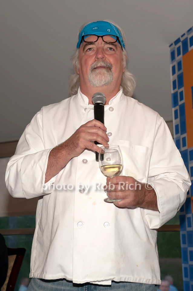 Master of Ceremonies Chef Tom Shaudel,