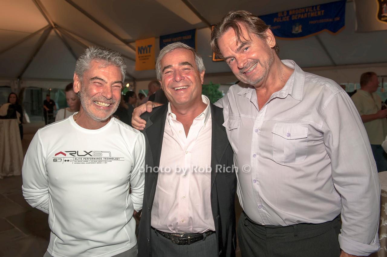 Friends of Robert Rizzuto, Aldo, Michael and William.
