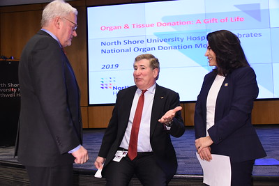 Celebration of the Gift of Life at Northwell Health in Manhasset