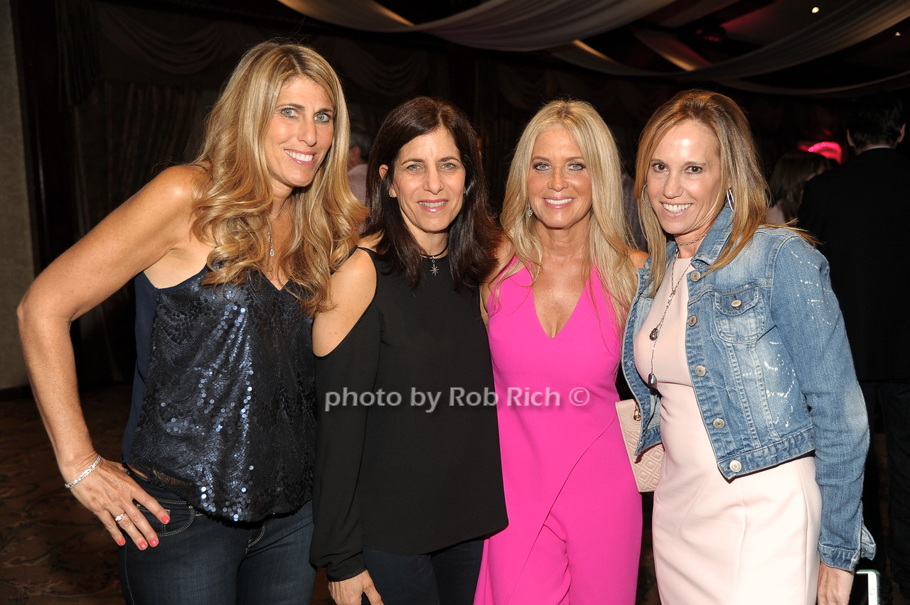 Carla Karen, Cynthia Halperin, Stephanie Ginsberg, Beth Cohen photo by Rob Rich/SocietyAllure.com © 2016 robwayne1@aol.com 516-676-3939