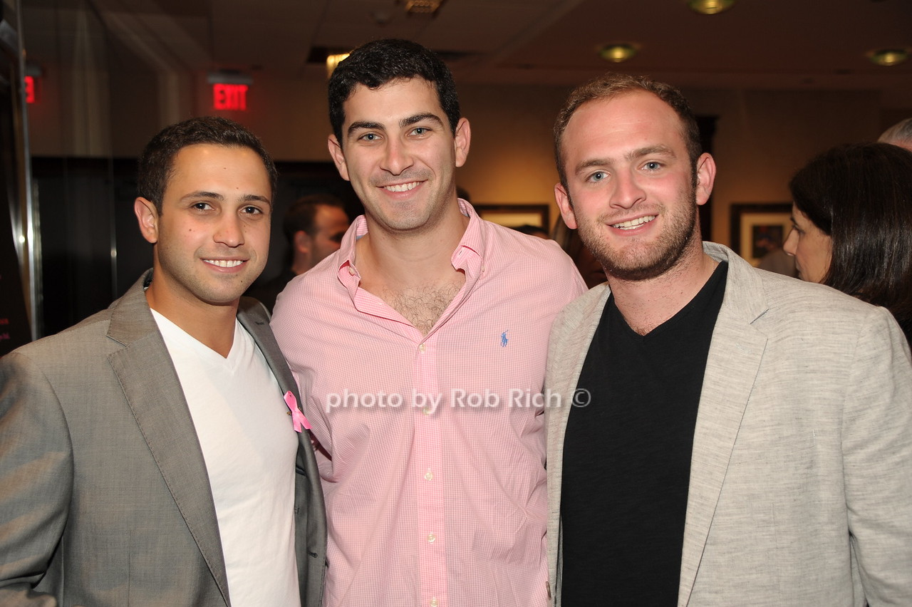 Robbie Cohen, Scott Halperin, Ryan Baltimore
